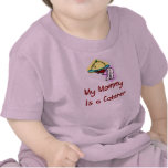 Mommy is a Caterer Baby T-Shirt