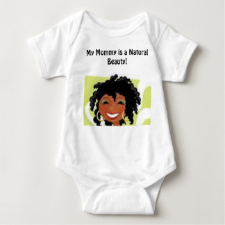 Mommy is a natural beauty tee shirt