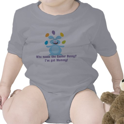Mommy is My Easter Bunny Bodysuit