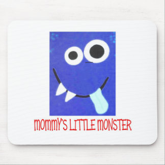 MOMMY LIL MONSTER MOUSE PAD