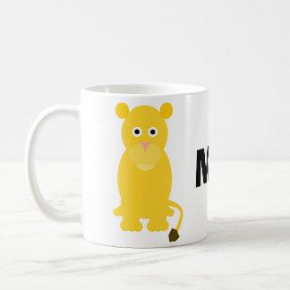 Mommy Lion Mug