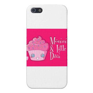 mommy littlediva gear cases for iPhone 5