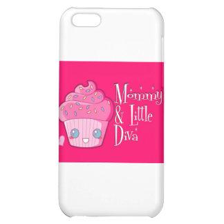 mommy littlediva gear cover for iPhone 5C