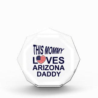 mommy loves Arizona daddy Award