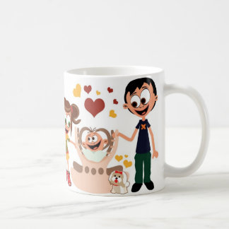Mommy Loves Baby (Mama Voli Bebu) Mug 02
