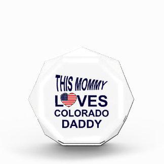mommy loves Colorado daddy Award