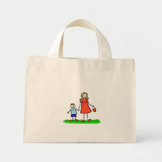 Mommy & Me Bag (Blond with No Title)