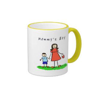 Mommy & Me Mug (Brunette with No Title)