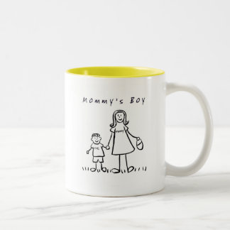 Mommy & Me Mug(Drawing with Title)