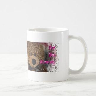 Mommy Mug-customize Classic White Coffee Mug