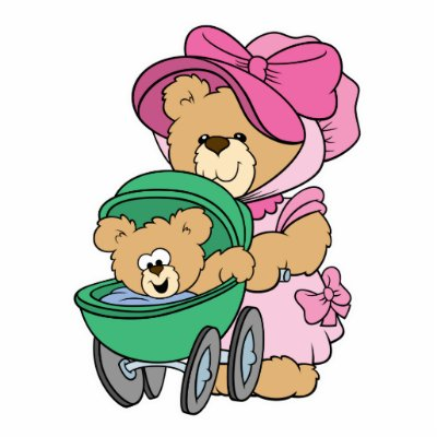 http://rlv.zcache.com/mommy_n_baby_bear_in_stroller_photosculpture-p153737270524797239qdjh_400.jpg
