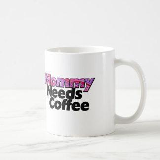 Mommy Needs Coffee Coffee Mug
