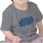 Mommy Needs Wine Blue Tshirts