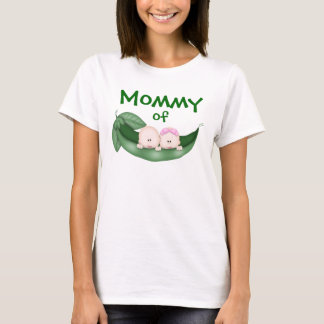 Mommy of Mixed Twins T-Shirt