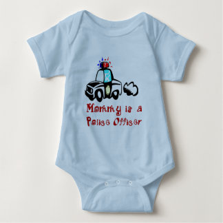 Mommy Police Officer T-shirts and Gifts