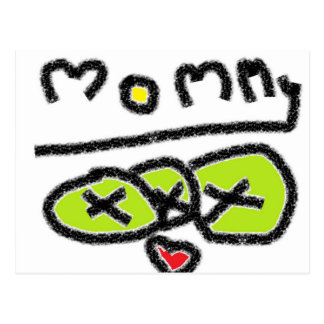 Mommy Postcard