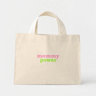 Mommy Power Mini Tote Bag