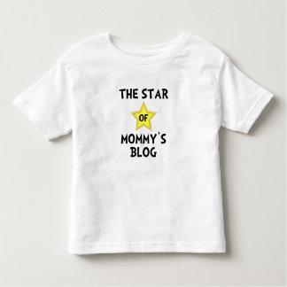 Mommy?s Blog Star Toddler T-shirt