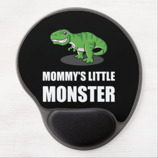 Mommy?s Little Monster Gel Mouse Pad