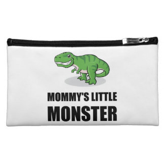 Mommy?s Little Monster Makeup Bag