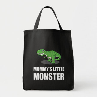 Mommy?s Little Monster Tote Bag