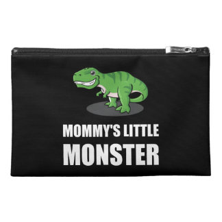 Mommy?s Little Monster Travel Accessory Bags