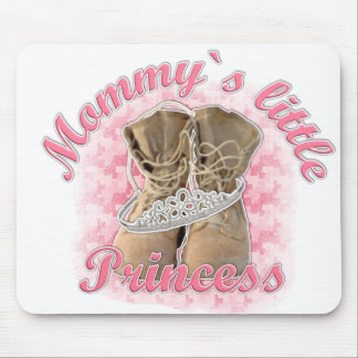 Mommy`s little Princess Mouse Pad