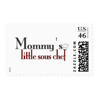 Mommy s little sous chef stamps