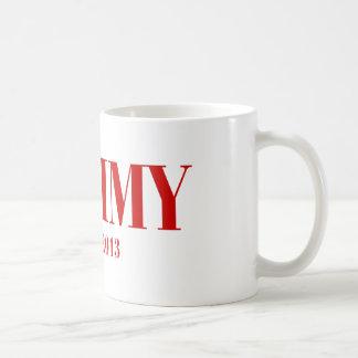 mommy-since-2013-BOD-BURG.png Coffee Mug