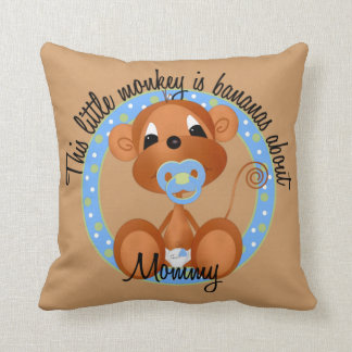 Mommy Special American MoJo Pillow