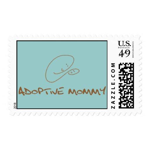 Mommy stamp