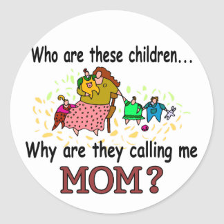 mommy stickers