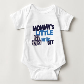 Mommy Tax Write Off Infant Creeper