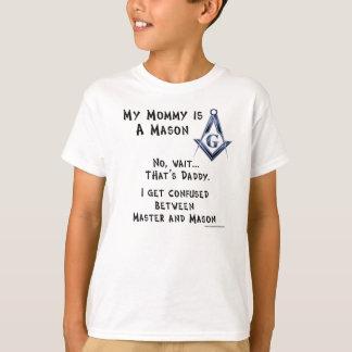 Mommy the Master Mason T-Shirt