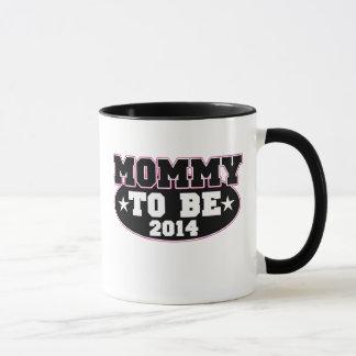 Mommy to be 2014 mug