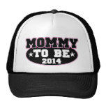 Mommy to be 2014 trucker hat
