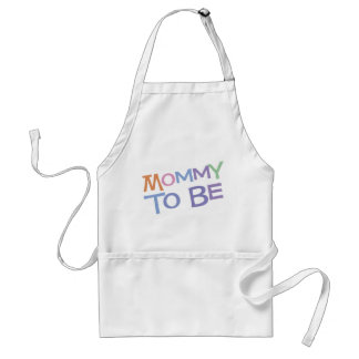 Mommy To Be Apron