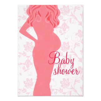 Mommy to be Baby Shower Invitation