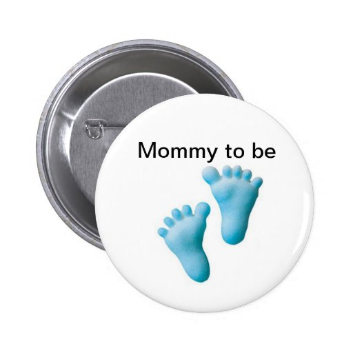 Mommy to be buttons