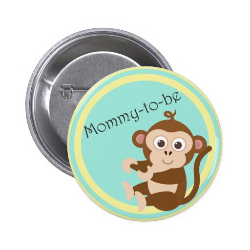 Mommy-to-be button