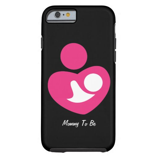 Mommy To Be (customizable) iPhone 6 Case