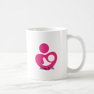 Mommy To Be (customizable) Coffee Mug