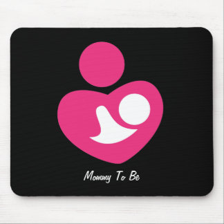 Mommy To Be (customizable) Mouse Pad