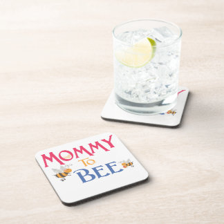 Mommy to Be Home Goods Beverage Coaster