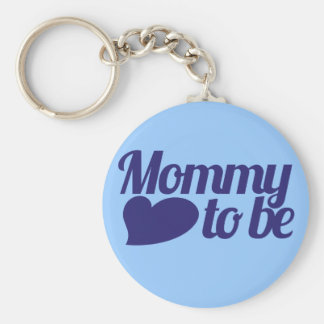 Mommy to be keychain