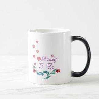 Mommy To Be Magic Mug
