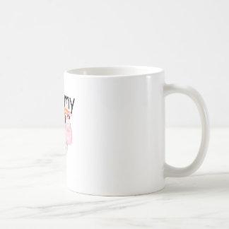 mommy to be. Maternity Stork Coffee Mug
