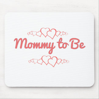 Mommy to Be Mouse Pad