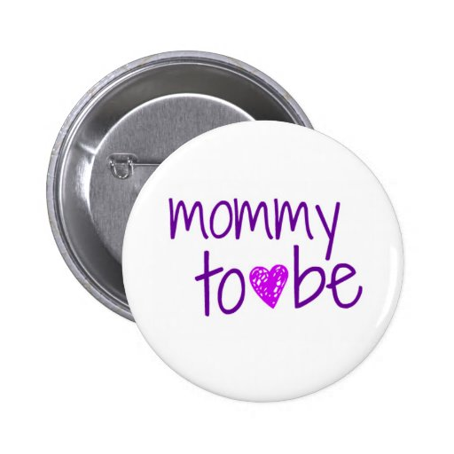 Mommy To Be Pin