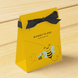 Mommy To Bee Baby Shower favor box